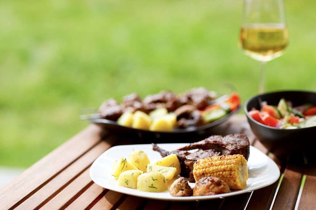 Fit, Healthy and Fabulous, LLC Healthy summer grilling